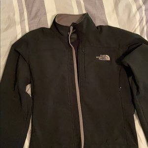 North Face Apex black jacket